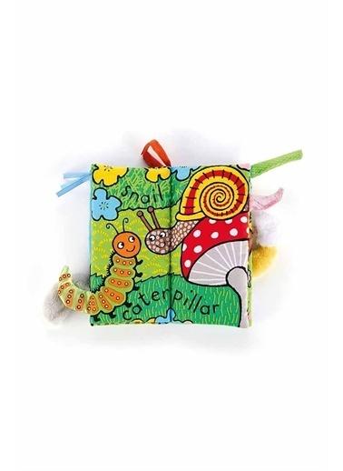 Jelly Cat Jellycat Bez Kitap Garden Tails Renkli